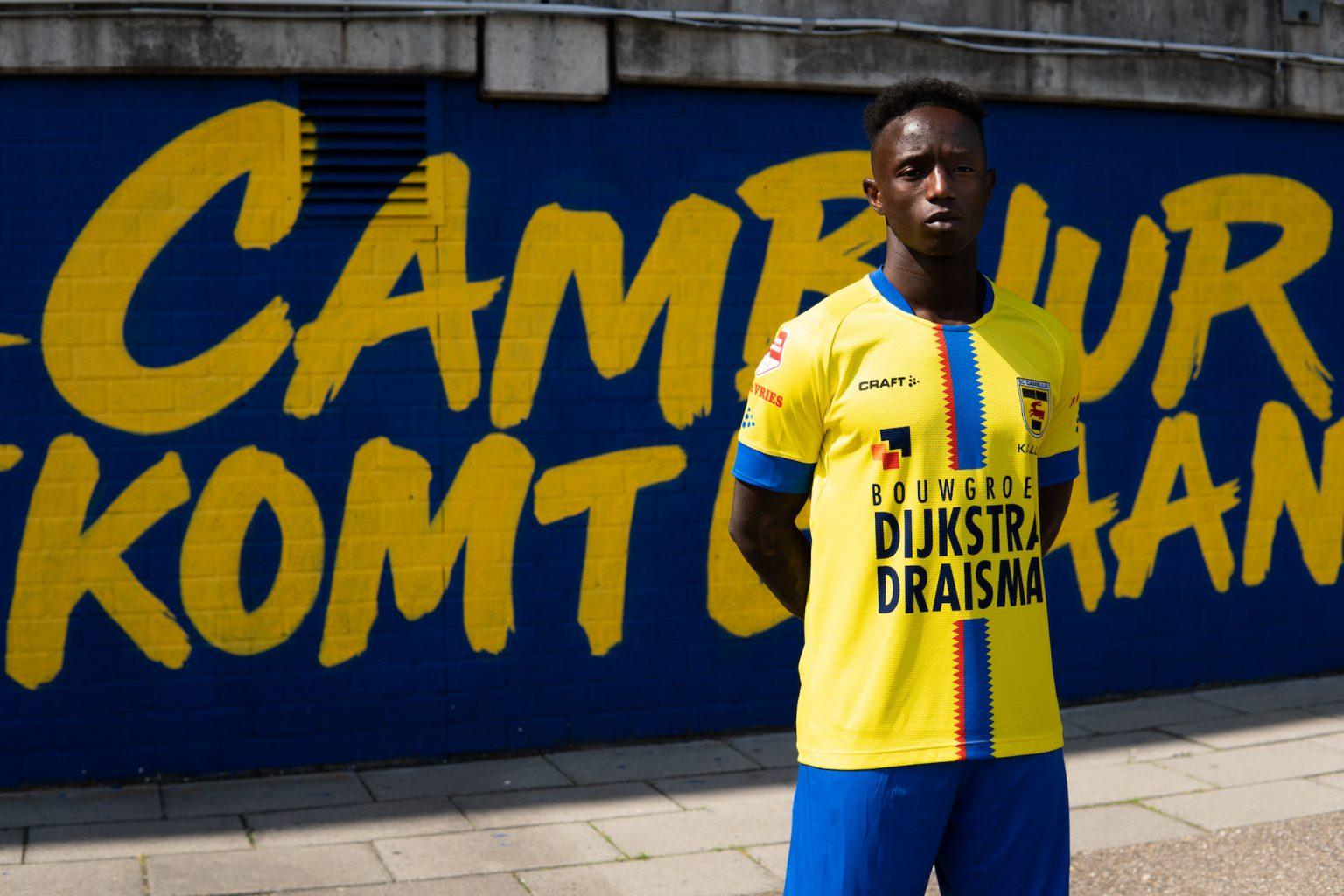 Sc Cambuur Voetbalshirts 2020 2021 Voetbalshirts Com