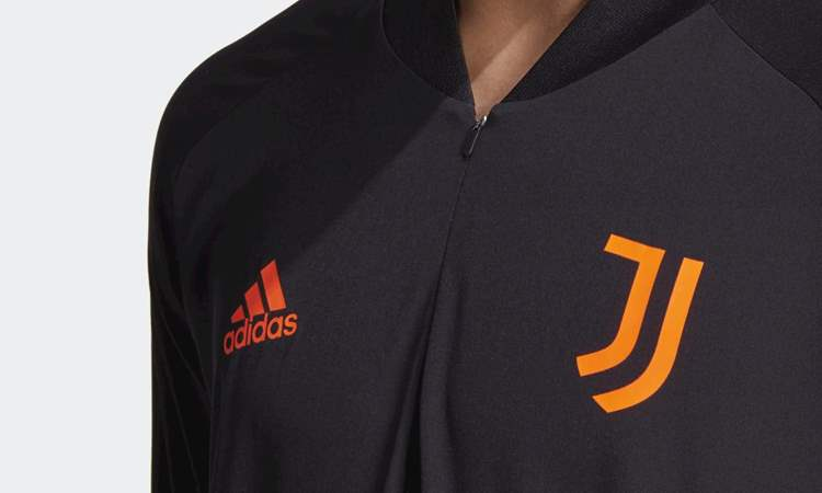The Best Juventus Trainingspak Hooded