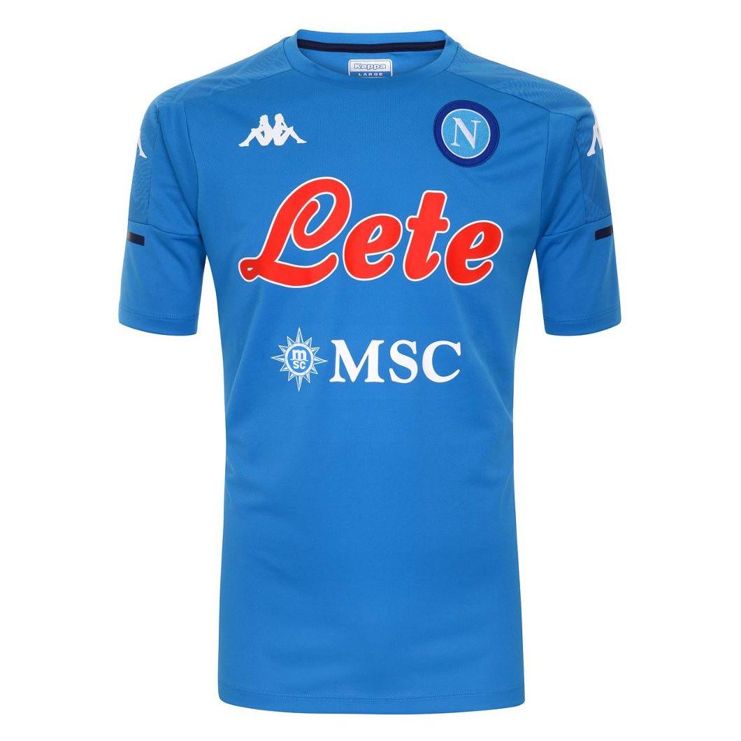 Napoli training shirt 2020-2021 - Voetbalshirts.com