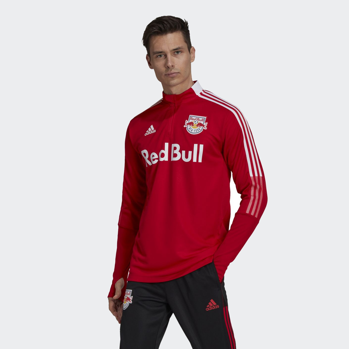 New York Red Bulls training sweater 2021
