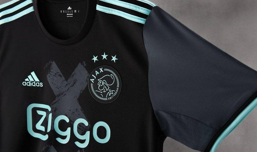 Ajax Uitshirt 2016 2017 Voetbalshirts Com
