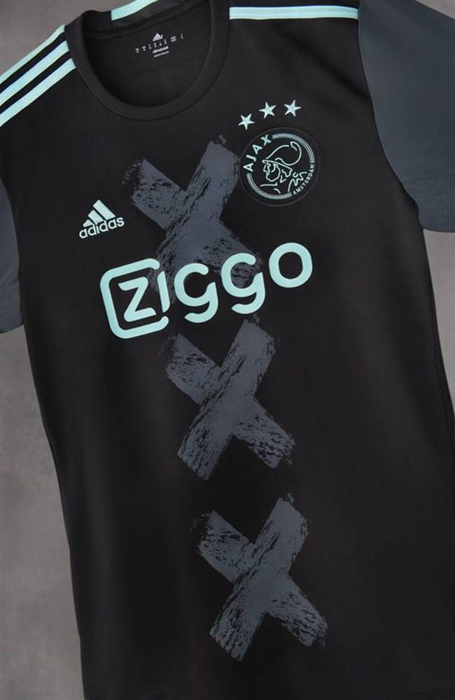 Ajax uitshirt 2016 2017