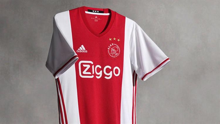 Ajax -thuis -shirt -2016-2017-ziggo -adidas