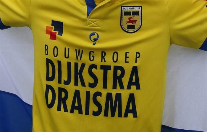 Sc Cambuur Voetbalshirts 2015 2016 Voetbalshirts Com