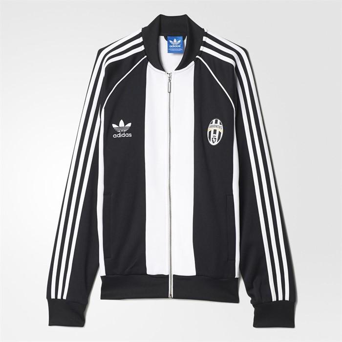 los angeles 4e51a 59e48 adidas Originals Juventus retro trainingsjack 2016 ...