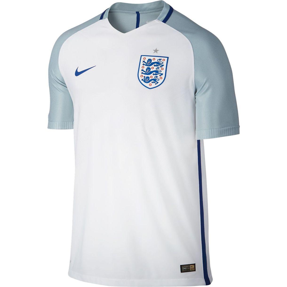 Engeland authentic thuisshirt 2016-2017